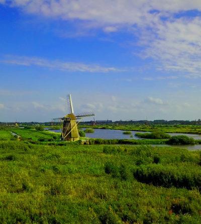 Visit Windmill at Kinderdijk Rotterdam Amsterdam